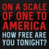 On a scale of one to America. How free tonight - Women's Premium T-Shirt