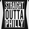 straight outta Philly - Women's Premium T-Shirt