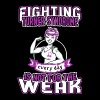 Turner syndrome - Fight it every day awesome tee - Women's Premium T-Shirt