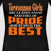 Tennessee girls - Classy, sassy and full of pride - Women's Premium T-Shirt