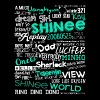 Shinee special - Her whisper is the Lucifer - Women's Premium T-Shirt