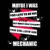 Girl Loves Her Mechanic - Women's Premium T-Shirt