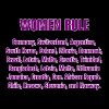 Women Rule - Women's Premium T-Shirt