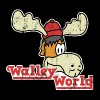 WALLEY WORLD - Women's Premium T-Shirt