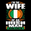 Im Irish Man Wife - Women's Premium T-Shirt