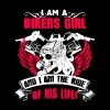 I Am A Biker Girl Shirt - Women's Premium T-Shirt