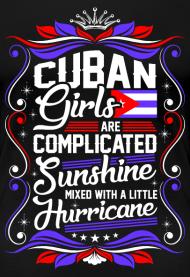 Sunshine (Cuban & Black American) & Reno (Czech)
