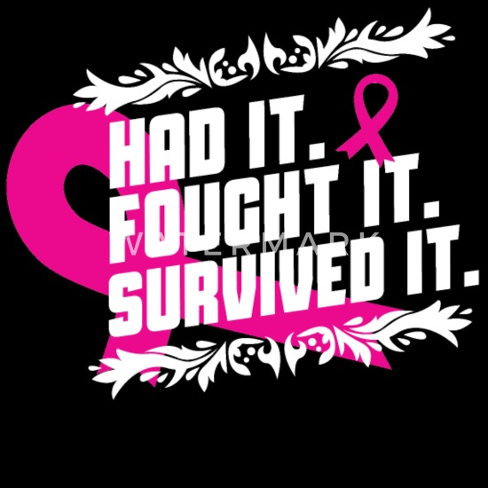 Cancer Survivor Gift Idea Shirt Women's