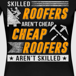 Skilled Roofers T Shirt - Women's Premium T-Shirt