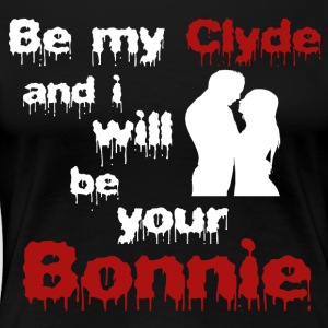 bonnie and clyde - Women's Premium T-Shirt