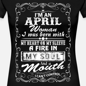 I'm An April Woman