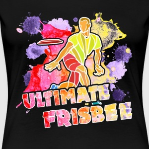 Ultimate Frisbee Tshirts - Women's Premium T-Shirt