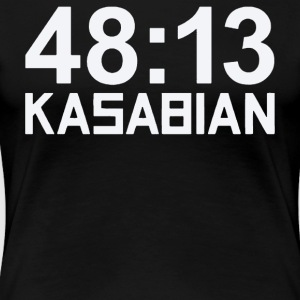 48 Kasabian - Women's Premium T-Shirt