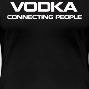 connecting people - Women's Premium T-Shirt