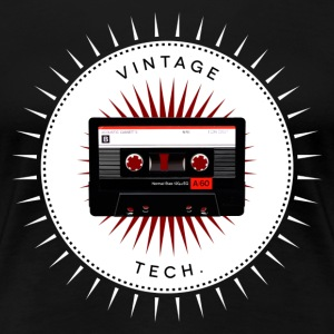 Vintage icons 06 - Audio cassette