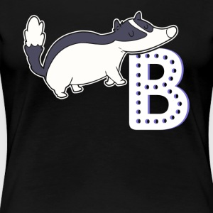 Badger Shirt - Women's Premium T-Shirt