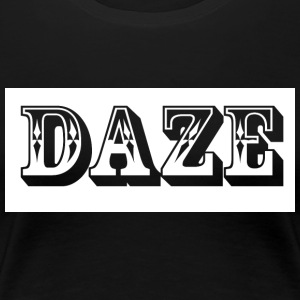Daze Midnight - Women's Premium T-Shirt
