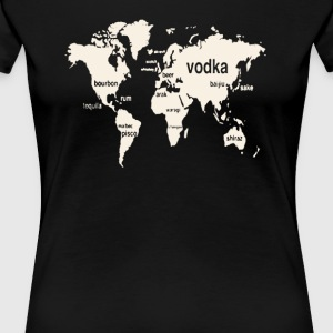 International Boozing - Women's Premium T-Shirt