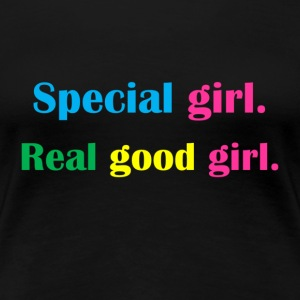 Special Girl. - Women's Premium T-Shirt