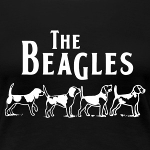 The Beagles Shirt - Women's Premium T-Shirt