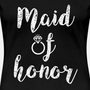 Maid of Honor women's shirt