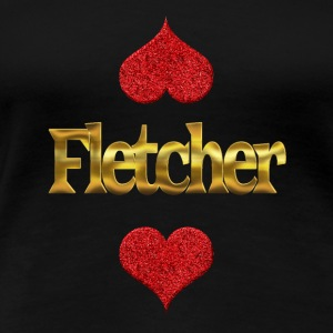 Fletcher - Women's Premium T-Shirt