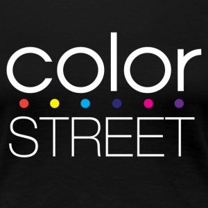 Color Street Block Color Logo by | Spreadshirt