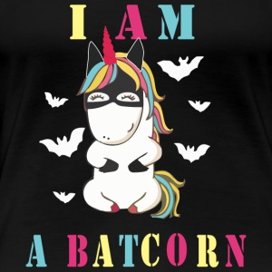 I Am a Batcorn - Women's Premium T-Shirt