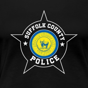 Suffolk County Police T Shirt - Suffolk County fl - Women's Premium T-Shirt