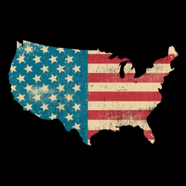 USA Stars & Stripes Women's Premium Tank Top | Spreadshirt