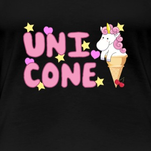 Unicone - Women's Premium T-Shirt