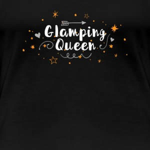 clamping queen Shirt Travel Gift Present - Women's Premium T-Shirt