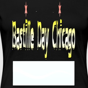 Bastille Day Chicago - Women's Premium T-Shirt