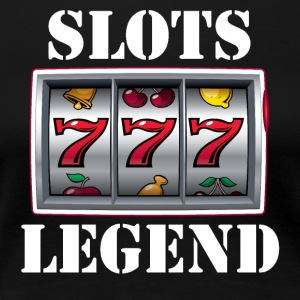 Slots Legend - Women's Premium T-Shirt