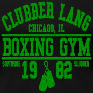 CLUBBER LANG BOXING GYM - Women's Premium T-Shirt