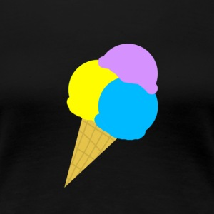 IceCream - Women's Premium T-Shirt