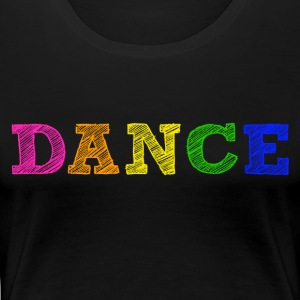 Dance 5 - Women's Premium T-Shirt