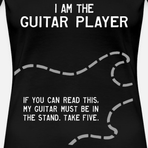 I Am the Guitar Player