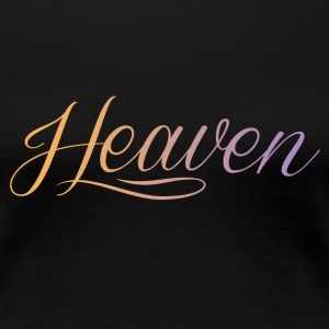 heaven - Women's Premium T-Shirt