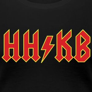 HHKB Metal - Women's Premium T-Shirt