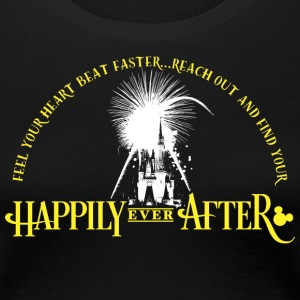 Happily Ever After - Women's Premium T-Shirt