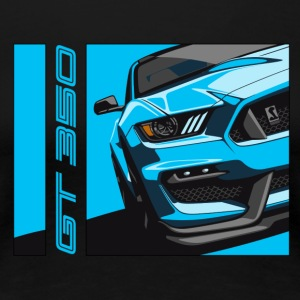 2017 Ford Shelby GT350 - Women's Premium T-Shirt