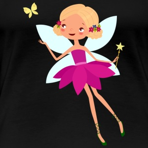 Fairy03 1 - Women's Premium T-Shirt