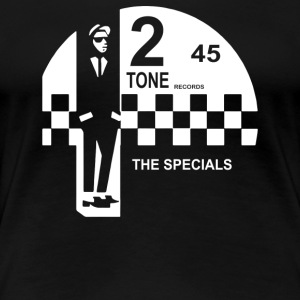 2 Tone Redcords The SPECIALS - Women's Premium T-Shirt