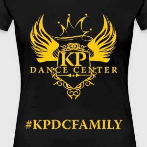 #KPDCFAMILY - Women's Premium T-Shirt