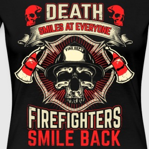 FIRE FIGHTER SHIRT - Women's Premium T-Shirt