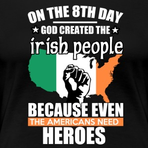 irish heros - Women's Premium T-Shirt