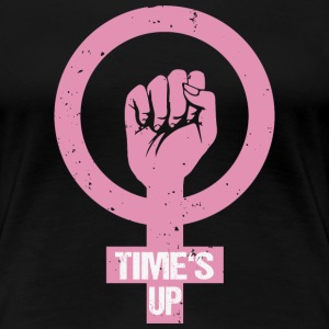 Time's Up Fist Resist Sexual Assault