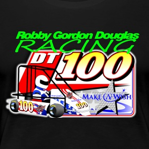 RGD Racing+DT100 - Women's Premium T-Shirt