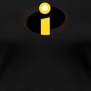 Incredibles - Women's Premium T-Shirt